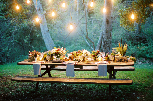 Forest-wedding-reception-table-ideas